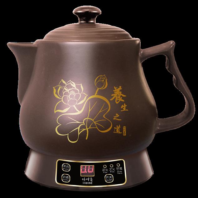 图片 iHOME 陶瓷保健壺 HL-221X