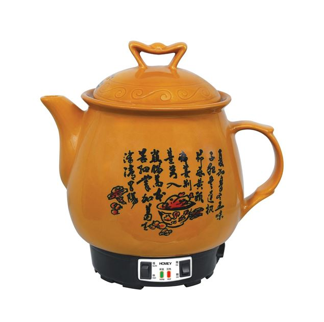 圖片 陶瓷保健壺 HT-550