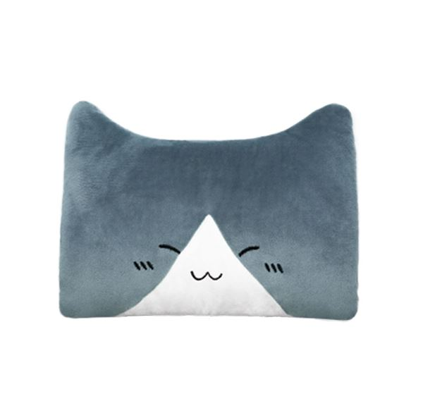 图片 HOMEY 藍白英短貓 電暖袋 MW-10W